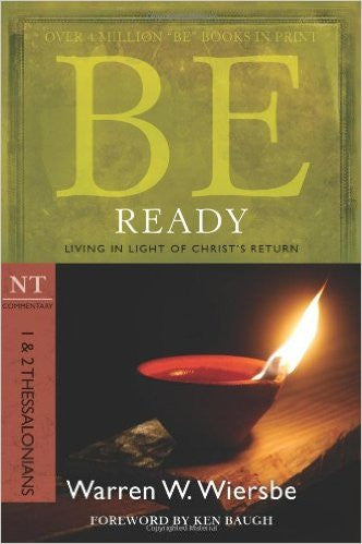 Be Ready (1-2 Thessalonians) - Books from Heartland Baptist Bookstore
