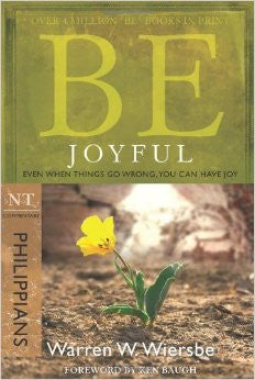 Be Joyful (Philippians) - Books from Heartland Baptist Bookstore