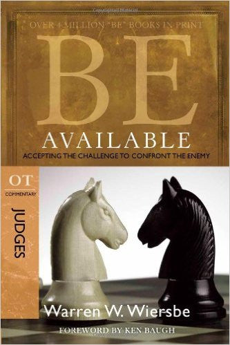 Be Available (Judges) - Books from Heartland Baptist Bookstore