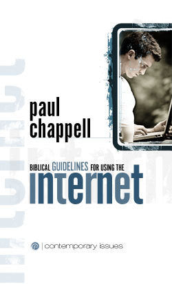 Biblical Guideline For Using the Internet - Books from Heartland Baptist Bookstore