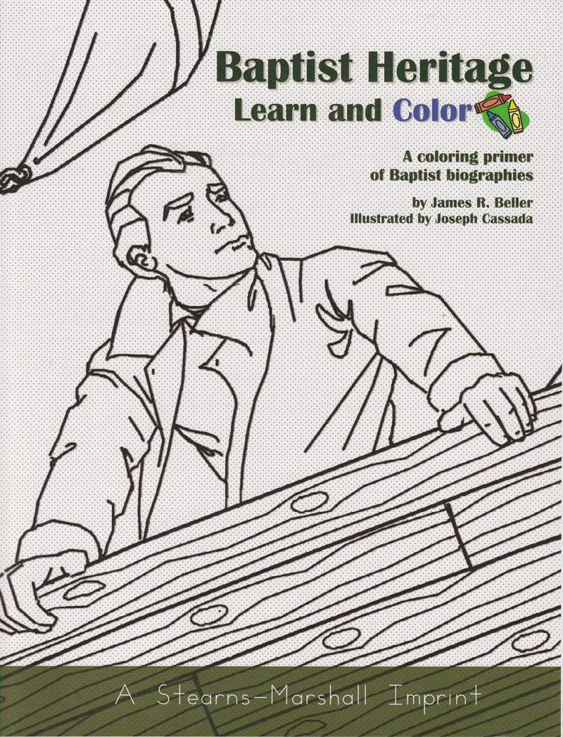Baptist Heritage Learn and Color