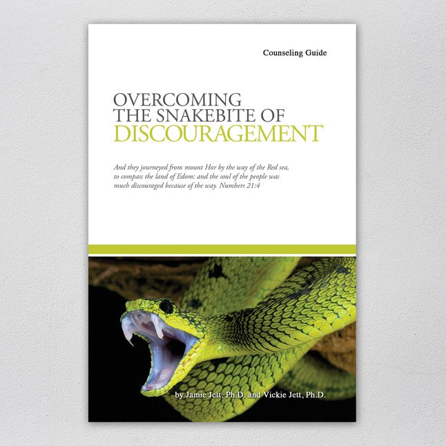 Overcoming the Snakebite of DISCOURAGEMENT (Counseling Guide)