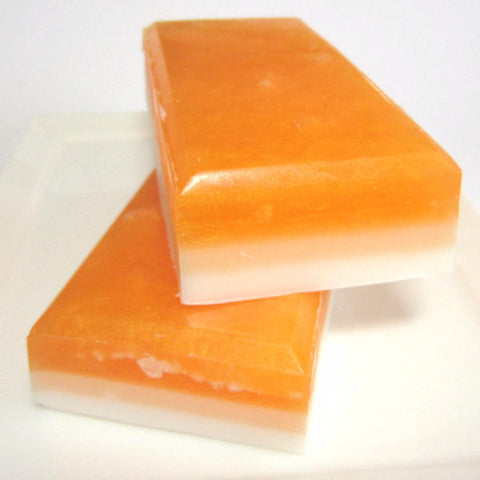 Apricot Freesia Salt Bar Soap