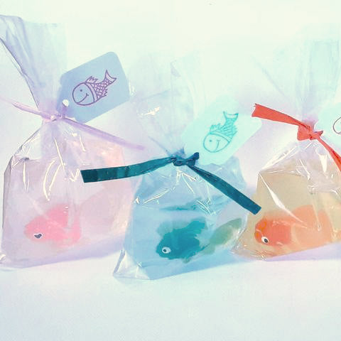 Fish in a Bag - Set of 6