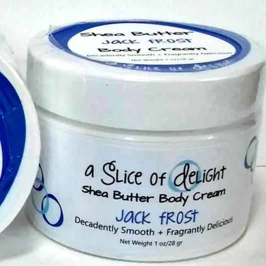Jack Frost Shea Butter Body Cream