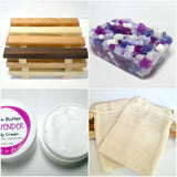 Lavender Bath and Body Gift Set
