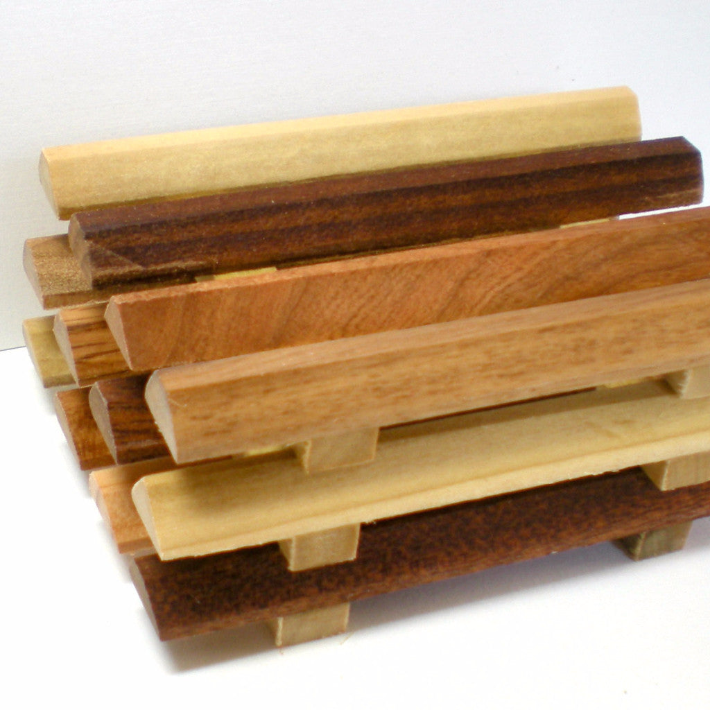 Wood Soap Dish