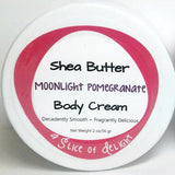 Moonlight Pomegranate Shea Butter Body Cream