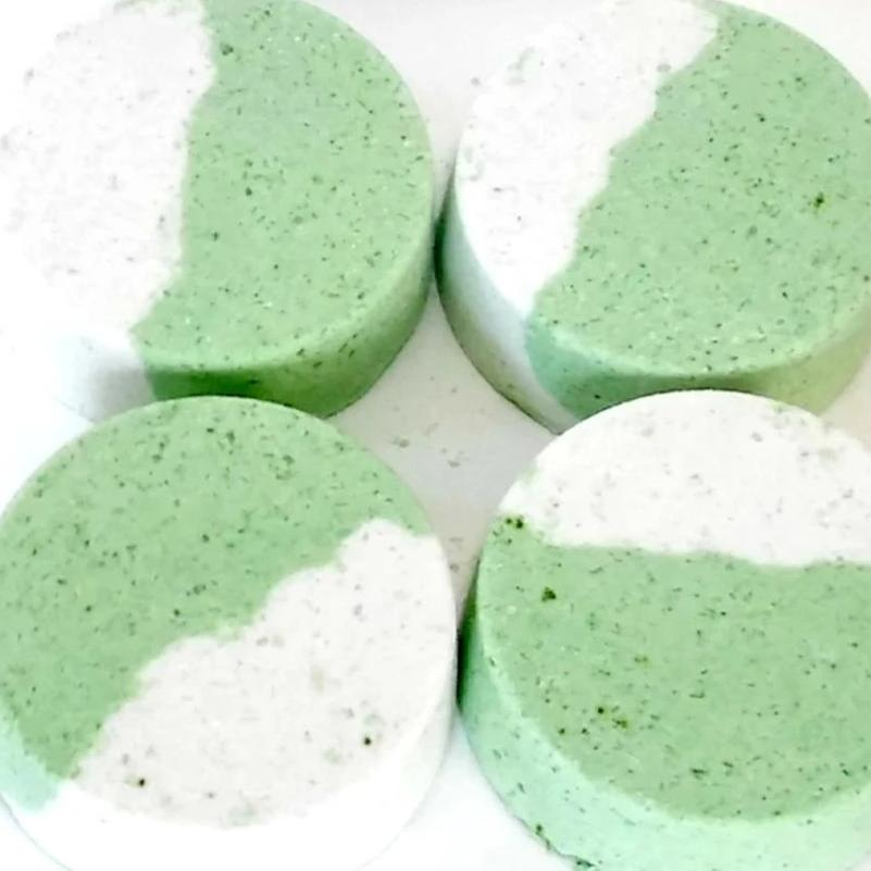 Spearmint Eucalyptus Bath Bomb