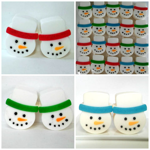 Snowman - Made to Order - Set of 6