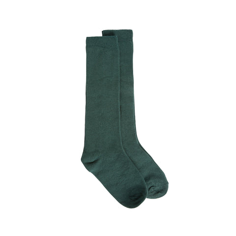 Pre-Prep Knee High Green Socks