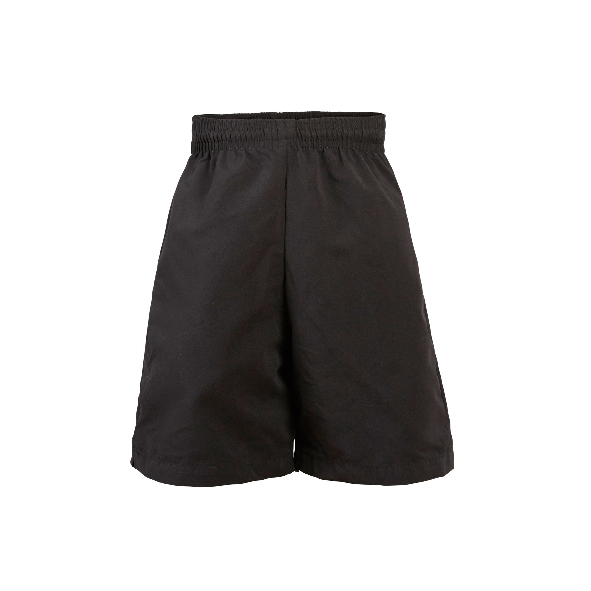 Prep Boys Black Games Shorts