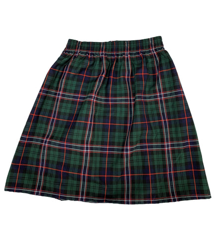 Pre-Prep and Prep Girls' Tartan Skirt