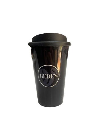 Bede's Coffee Refillable Mug