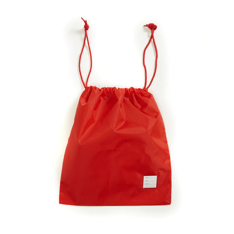 Drawstring Swimbag (Red Only) Pre-Prep