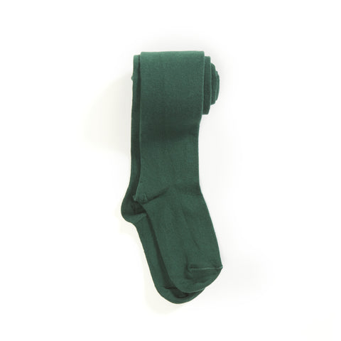 Pre-Prep & Prep Green Winter Tights Junior Sizes