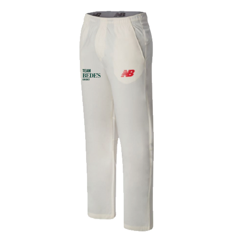 New Balance Cricket White Pant Juniors