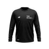 New Balance Long Sleeved Training Shirt Juniors