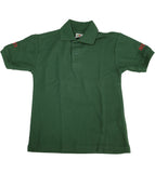 Pre-Prep Girls Green Bede's Polo Shirt