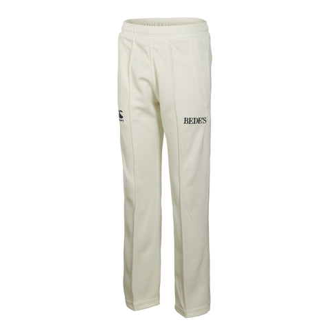 Bede's Canterbury Cricket Trousers Junior Size