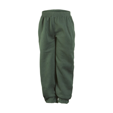 Pre-Prep Green Jogging Bottoms