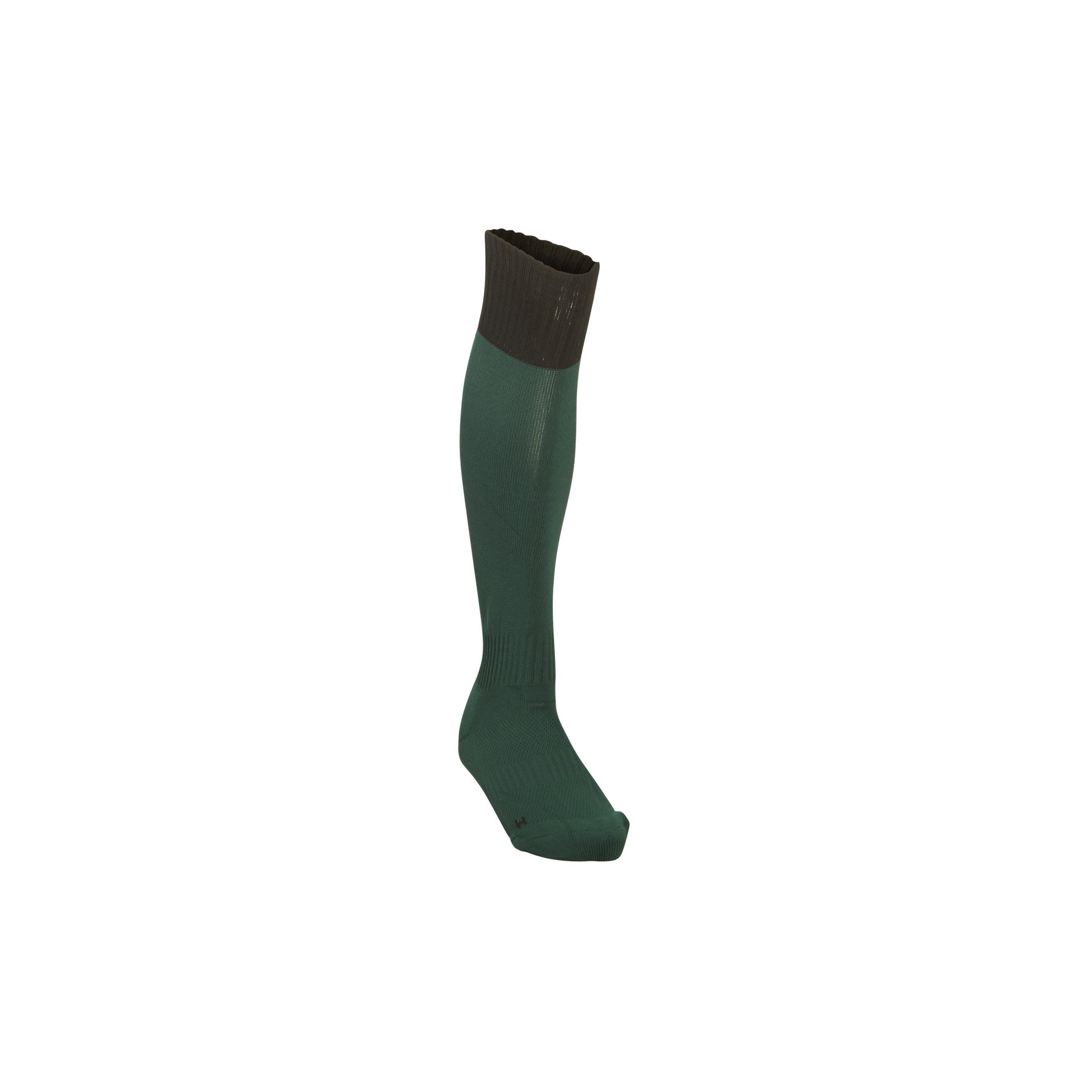 Bede's Green & Black Sports/Games Socks Junior Sizes 12 - 3