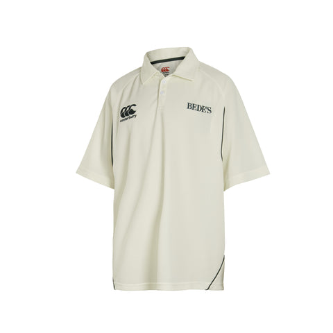 Bede's Canterbury Cricket Shirt Junior Size