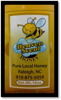 Heaven Scent Local Honey