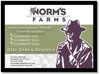 Norm's Farms Jam, Jelly and Juice