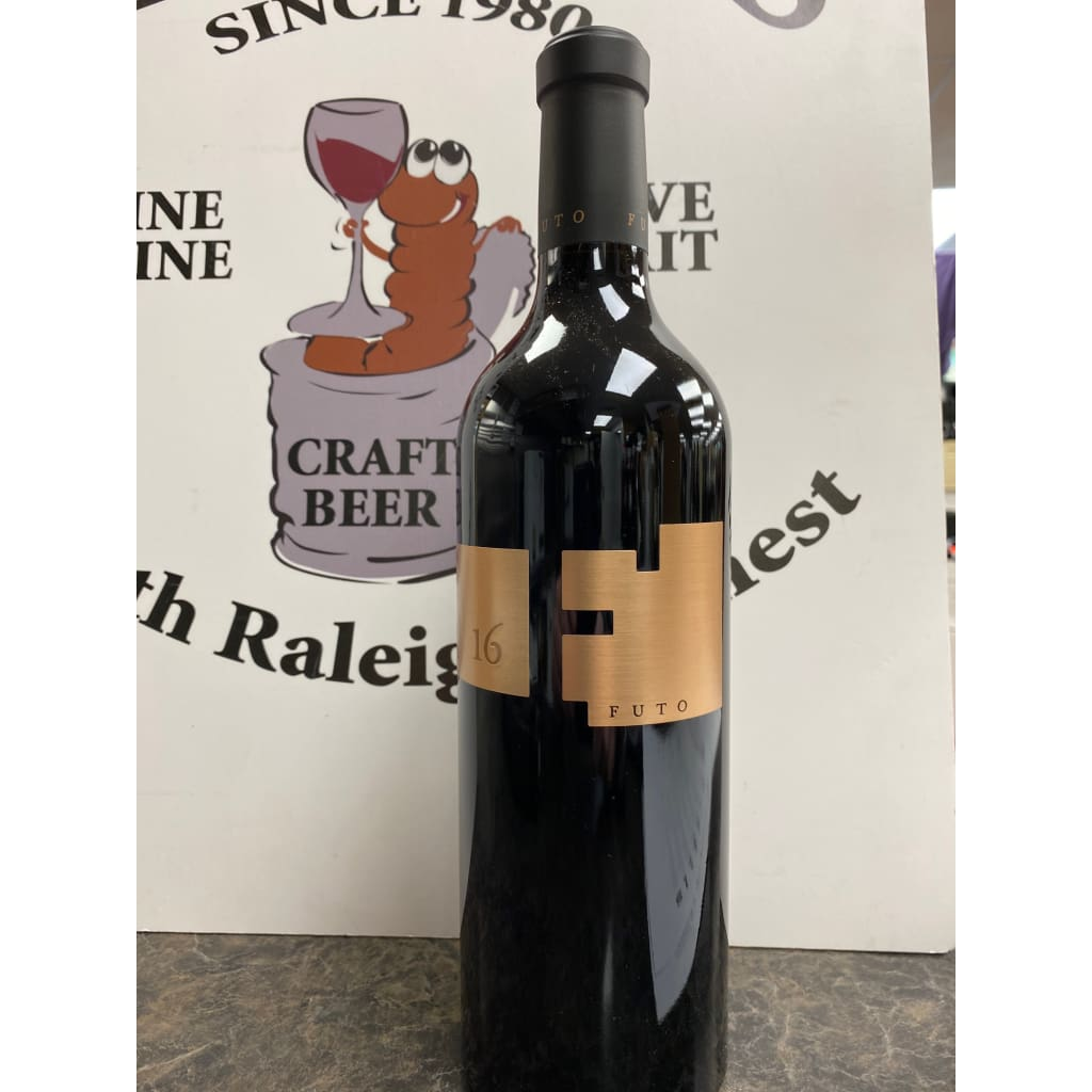Futo Estate 2016 5500 Stags Leap District Estate Cabernet Sauvignon Wine