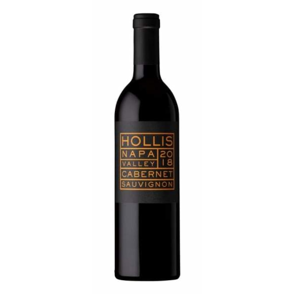 Stewart Family Wines 2018 Hollis Cabernet Sauvignon Wine