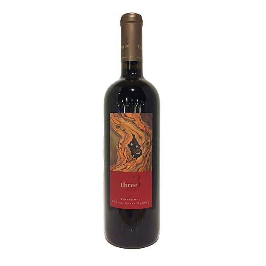 Three Wine Company Contra Costa County Zinfandel - Taylor's Wine Shop