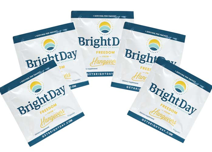 brightday-hangover-prevention-five-packets