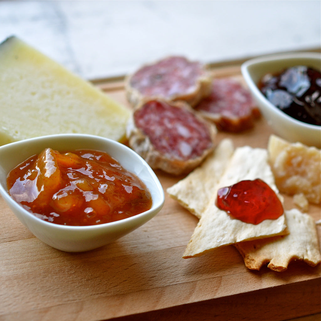 Cheese & Charcuterie Jam Duo