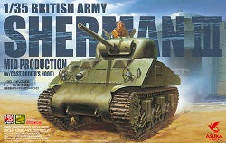 ASU35018 Asuka 1/35 Sherman III Mid Production