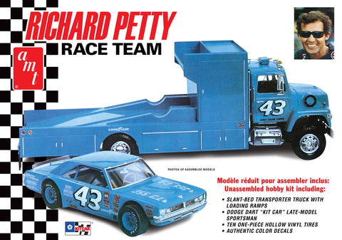 AMT AMT1072 1/25 Richard Petty Race Team