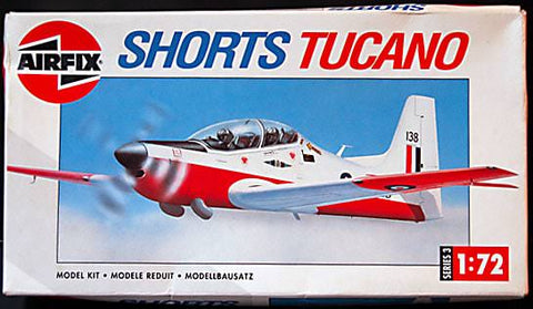 AIR03059 Airfix 1/72 Shorts Tucano