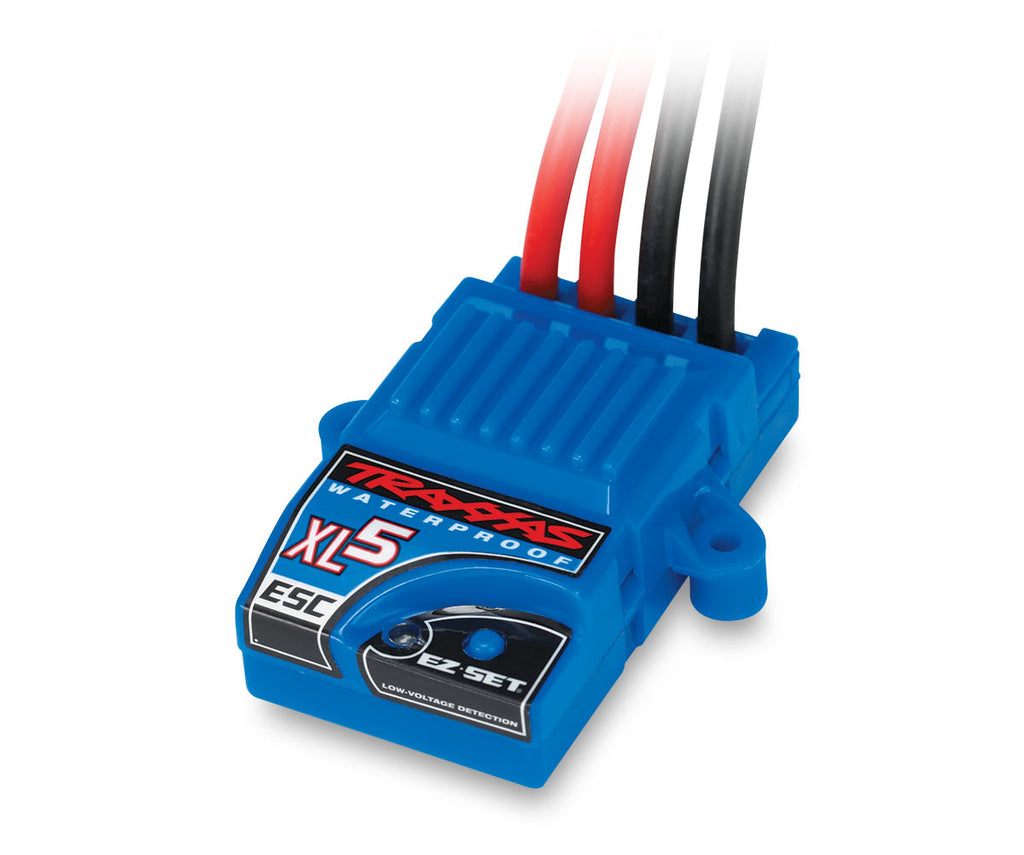 TRA3018R Traxxas XL-5 Electronic Speed Control