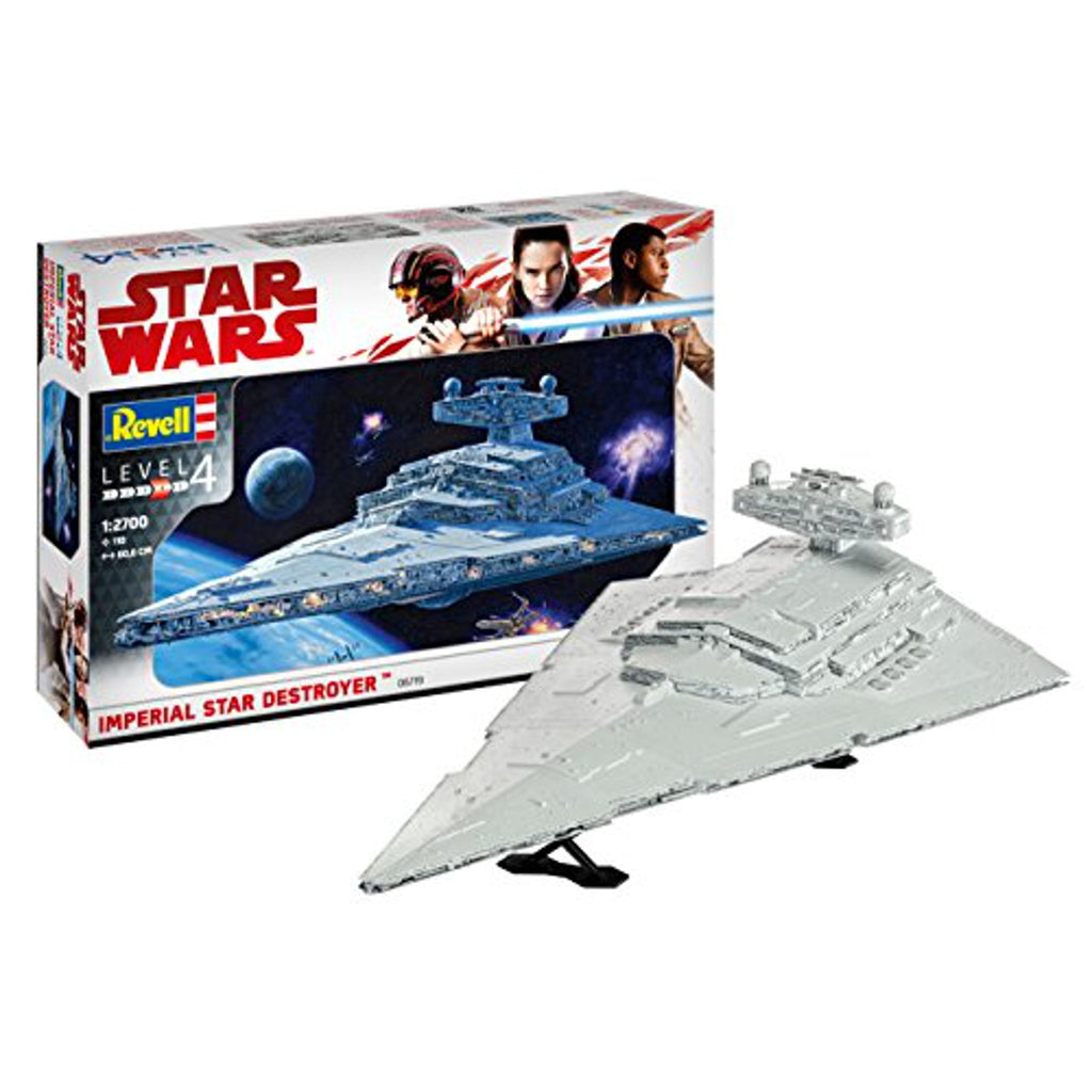 REV06719 Revell 1/2700 Star Wars Imperial Star Destroyer