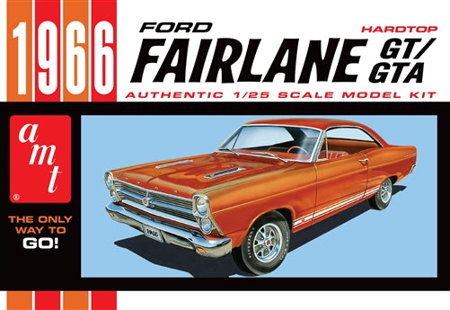AMT1091 AMT 1/25 1966 Ford Fairlane GT/GTA HT
