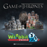 Wrebbit Puzzles 3D Game of Thrones