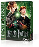 Wrebbit Harry Potter 500 pce Poster Puzzles