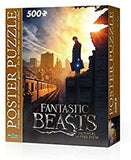 Wrebbit Fantastic Beasts 500 pce Poster Puzzles