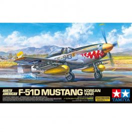 TAM60328 1/32 F-51 Mustang Korean War