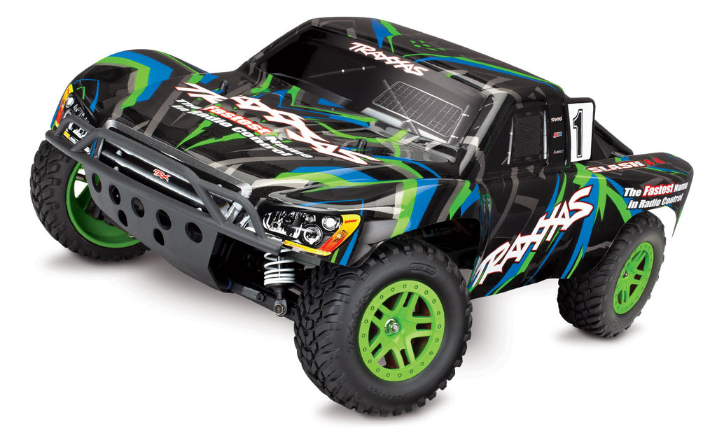 TRA68054-1 Traxxas Slash 4X4 Race Truck