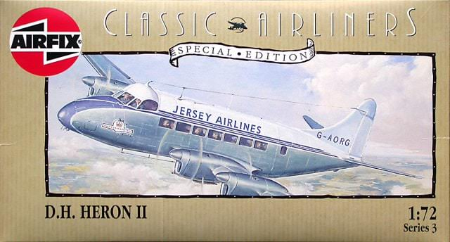 AIR03001 1/72 D.H. Heron II