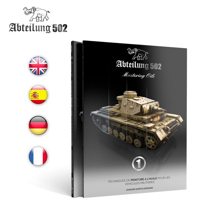 ABT602 Abteilung502 Mastering Oils Book