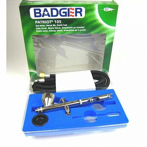 Badger 105BWH Patriot Double Action Airbrush