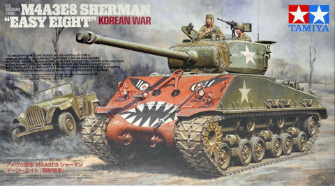 "Tamiya TAM35359 1/35 M4A3E8 Sherman ""Easy Eight"" Korean War"
