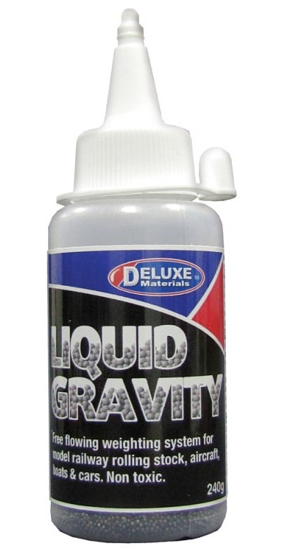 DELBD38 Deluxe Products Liquid Gravity
